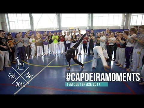 Capoeira Moments. Tem Que Ter Axe 2017