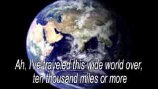 You Old Fool - The Weavers - (Lyrics)