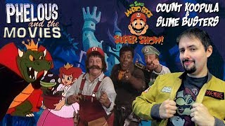 Super Mario Bros Super Show: Count Koopula & Slimebusters - Phelous