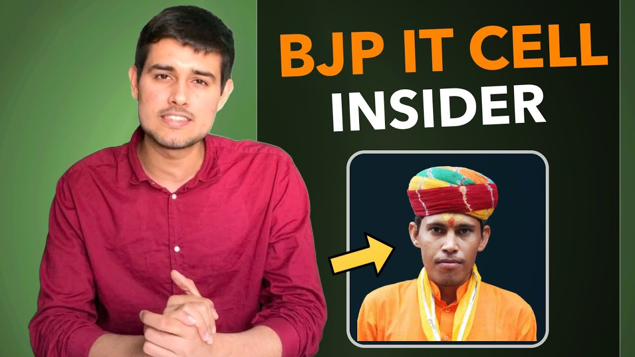 how to join bjp it cell