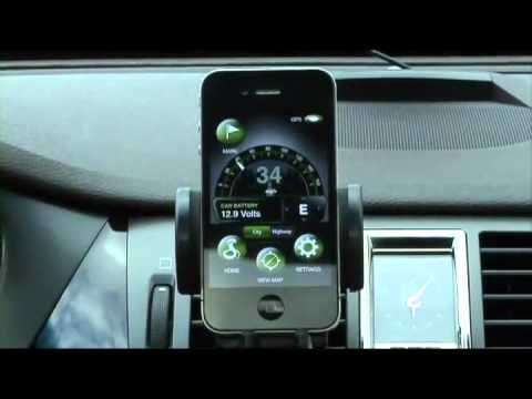 Cobra IRadar - Radar Laser Detector For IPhone, IPad And Android