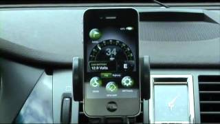 cobra iradar radar laser detector for iphone ipad and android