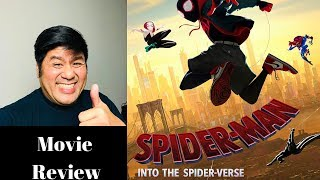 Movie Review of Spider-Man: Into the Spider-verse