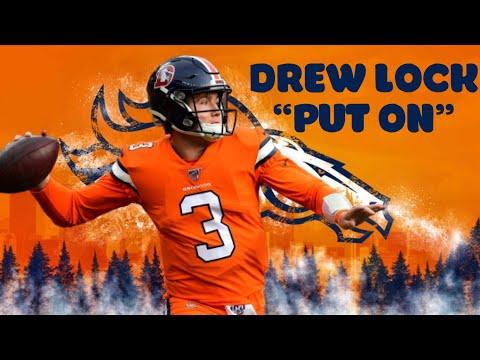 """Put On"" || Drew Lock 2019 Rookie Season Highlights || The Future of the Denver Broncos"