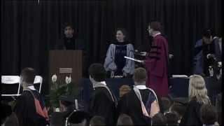UVA Darden School Graduation 2015