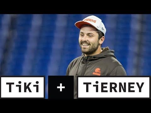 Baker Mayfield Crossed The Line With Daniel Jones Comments   Tiki + Tierney