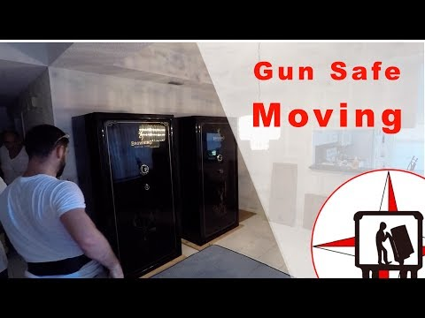 GUN SAFE MOVING - Must See - Highly Technical And Professional Movers