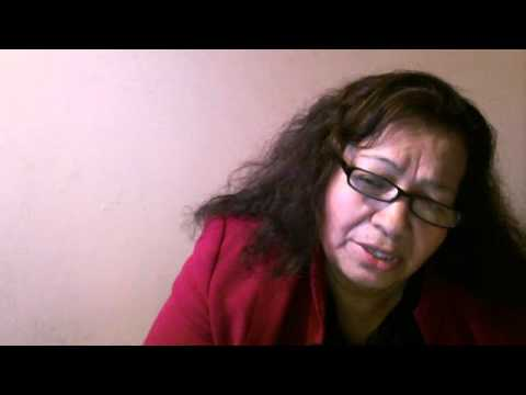 Zoila Chavez 3.25.12- mujeres de oracion evangelista zoila chavez - youtube