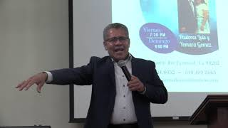Pastor. Luis Omar Gómez. Parte 2.