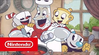 Cuphead – The Delicious Last Course – Teaser Trailer
