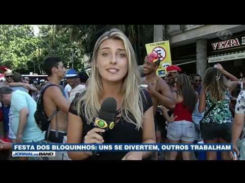 RJ: Mais de 600 bloquinhos são esperados para o Carnaval