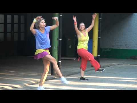 Zumba Gold – Rock-n-Roll – Jive Bunny & The Mastermixers – That's What I Like, (Zumba a Liege)