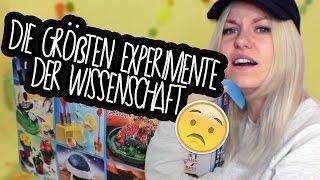 Die krassesten Experimente der Welt!!!