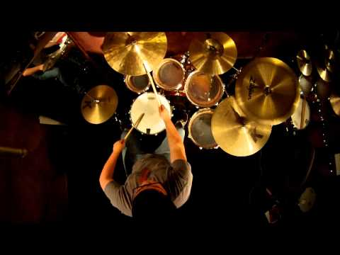 Doug Rowe Freestyle drum solo