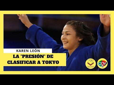 😳 Karen León sufrió la clasificación olímpica 😳