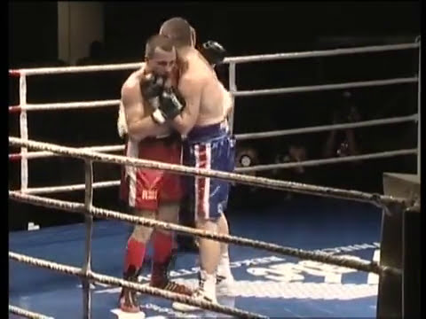 Romans Dabolins (LV) VS Artur Marabyan (RUS) - Boxing 12X3 - 2 party