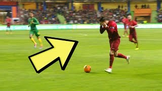Cristiano Ronaldo Disrespectful & Fake Skill Moves