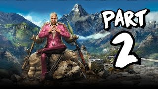 ► Far Cry 4 | #2 | Ježíš Kristus s AK-47 | CZ Lets Play / Gameplay [1080p] [PC]