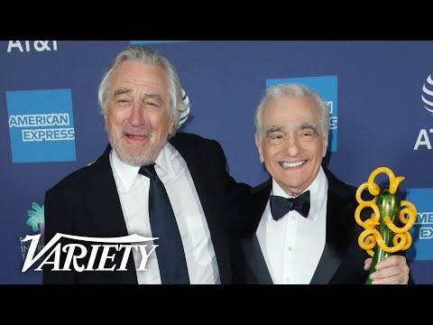 Robert De Niro Receives Acting Award fro