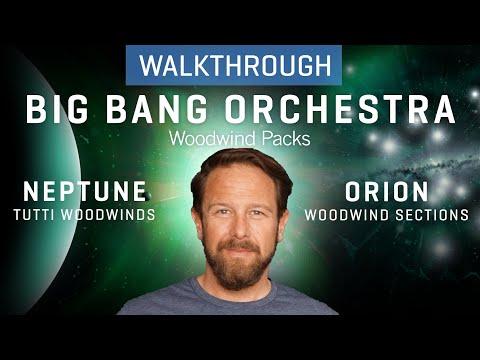 BBO: Woodwinds - Neptune & Orion, Walkthrough