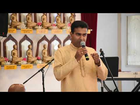 Sri Lankan Independence Day Celebration 2018 - Houston Buddhist Vihara