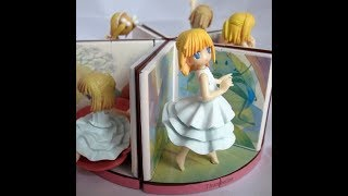POP Wonderland #3 Thumbelina trading figure set by System Service ~HD first look and box shots~
