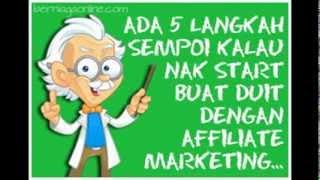 Cara promosi bisnes online untuk program affiliate Malaysia