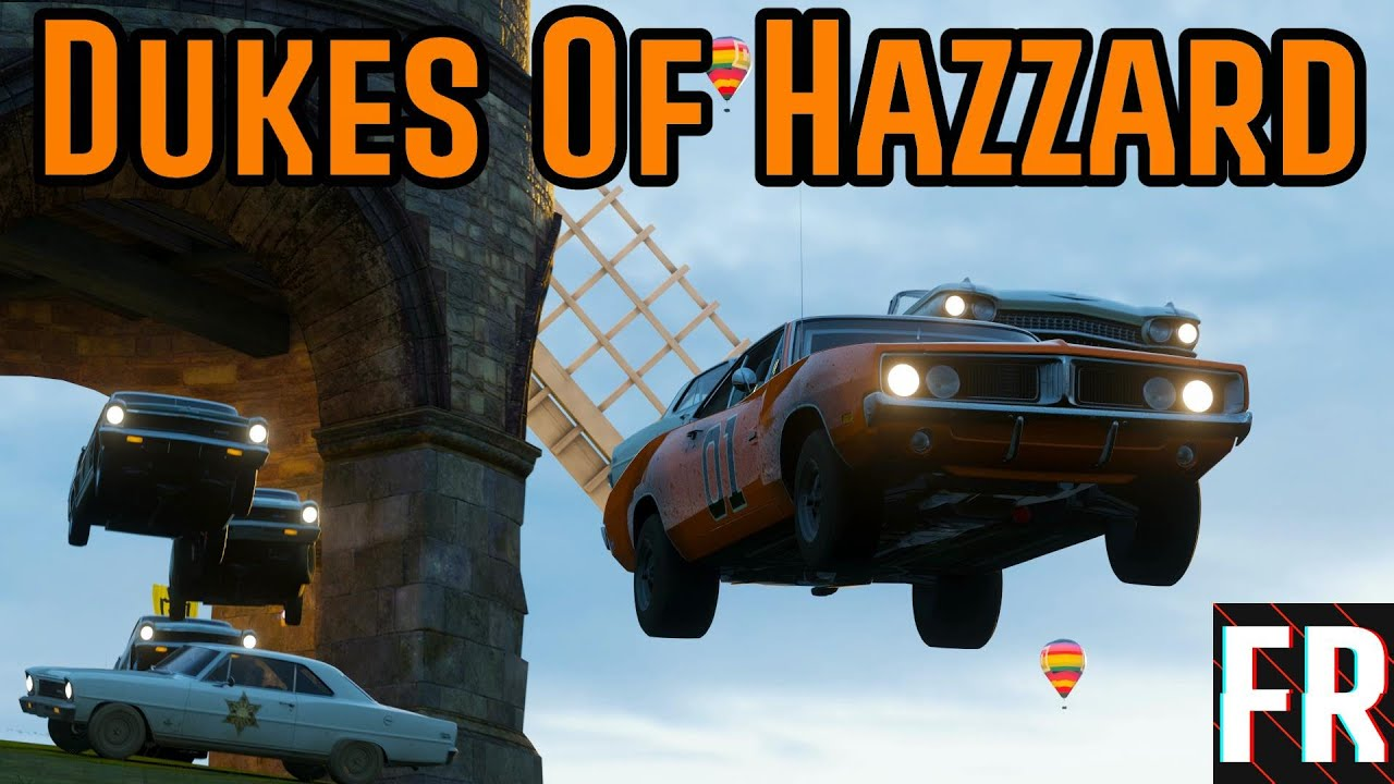 Dukes of Hazzard - Forza Horizon 4 Car Chase thumbnail