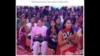 Repeat youtube video Nirankari free limit Bhakti Geet..Singer_Rani Khanna.2013