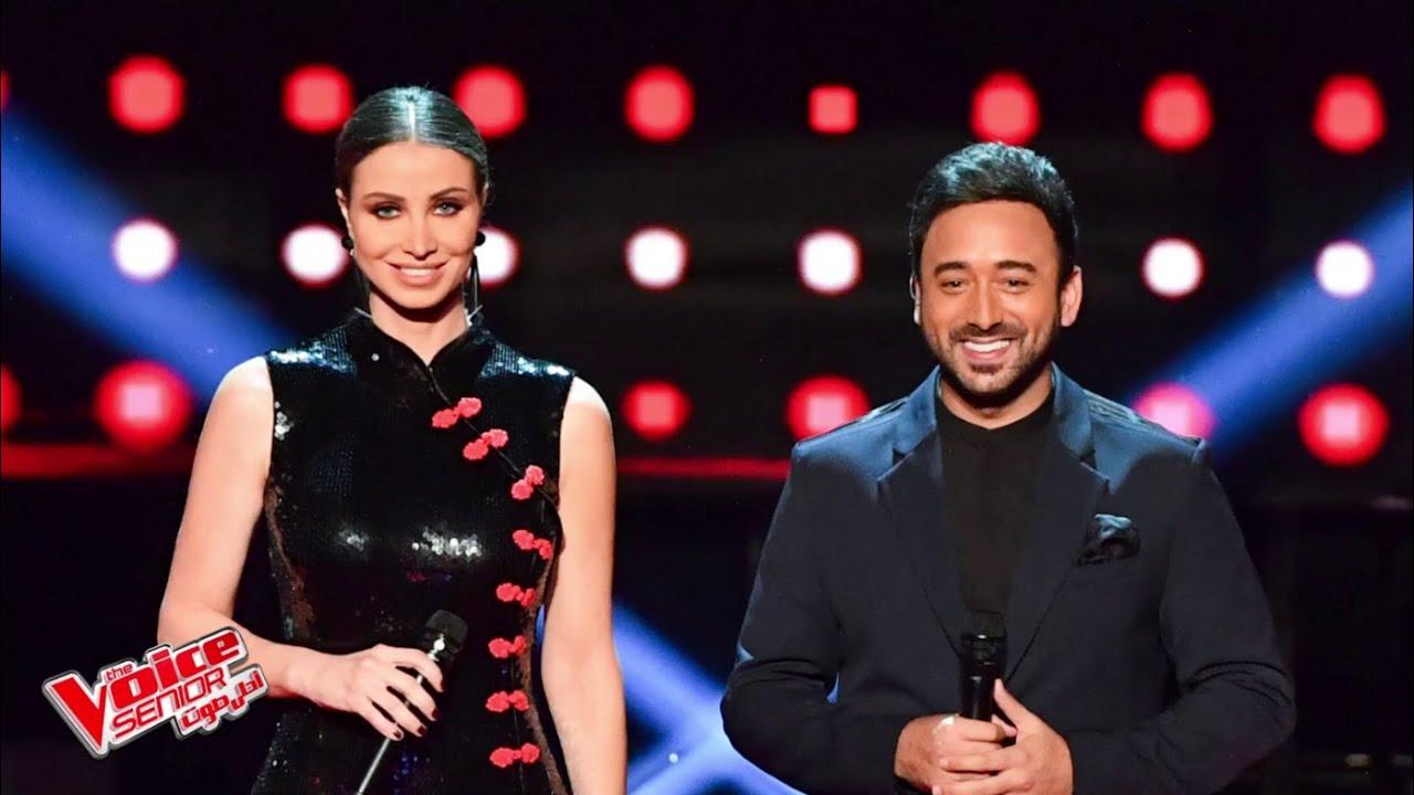 أجواء النصف النهائي مع أنابيلا هلال وياسر السقاف من الكواليس #MBCTheVoiceSenior