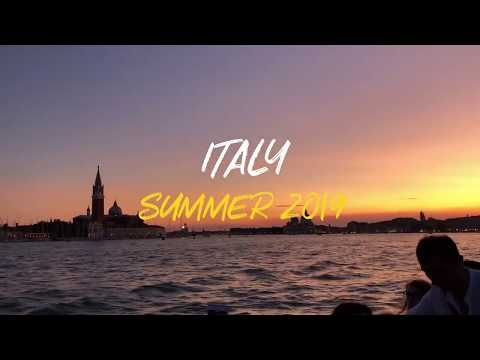 Memories from Italy - IPhone X footage (Venice, Sirmione, Lake Garda)
