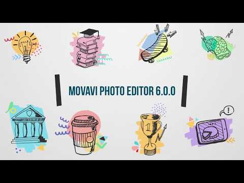 Movavi Photo Editor 6.0.0 (64+23bit) Free 100% Works In September Update In (2019-2010) New Features