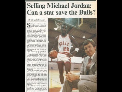 Chicago Bulls 1984-85 Partial Regular Season Recap (Rookie Michael Jordan, Age 21)
