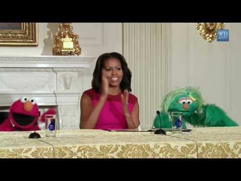 Michelle Obama Intro Video