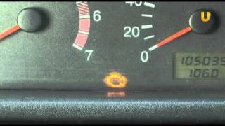 видео Значки на панели приборов автомобиля
