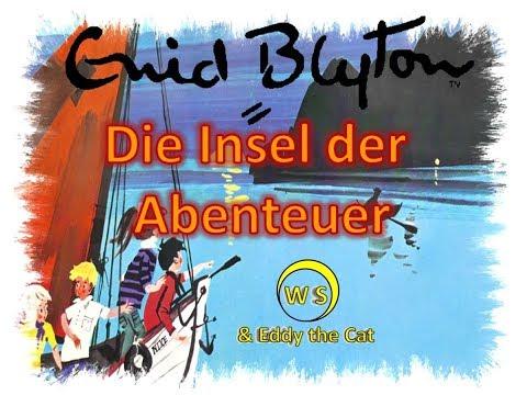 Enid Blyton - Die Insel der Abenteuer - Hörspiel - Märchen - FONTANA