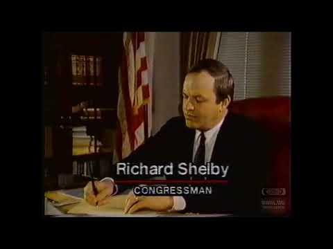Richard Shelby for US Senate | Campaign Ad | 1986 | Alabama