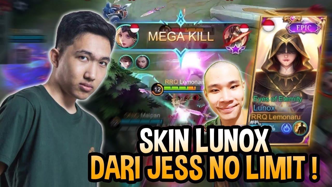 Review skin Lunox Eye of Eternity !