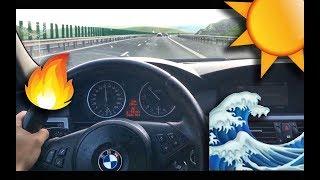AM PLECAT LA MARE CU BMW-UL PENTRU PRIMA OARA