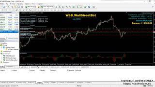 Установка и настройка торгового робота форекс WSB