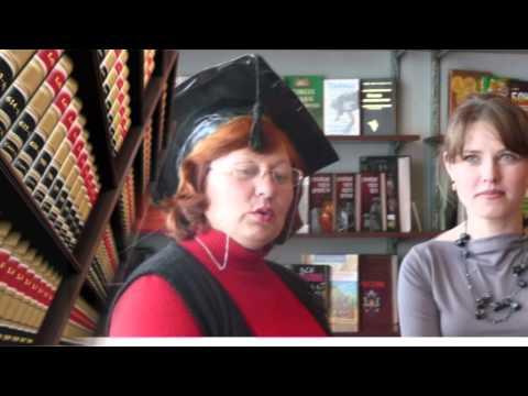 видео: Центр правовой информации Маслянинская центральная библиотека