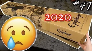 How is Epiphone's 2020 Quality Control? 😱 | Unboxing 5 New Epis | Trogly's Unboxing Vlog #47