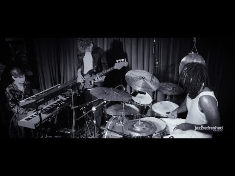 Yussef Dayes ft. Rocco Palladino & Charlie Stacey ~ (Live @ Jazzre:freshed)