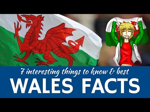 Wales: 7 Facts about Welsh Traditions and Interesting Travel Destinations