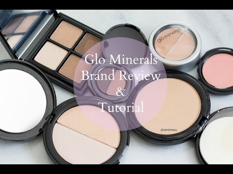 Glo Minerals Brand Review & Tutorial | DressYourselfHappy by Serein Wu