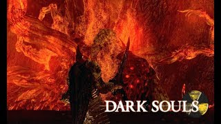 Dark Souls Prepare to Die Edition 60(G) Wulkaniczny demon