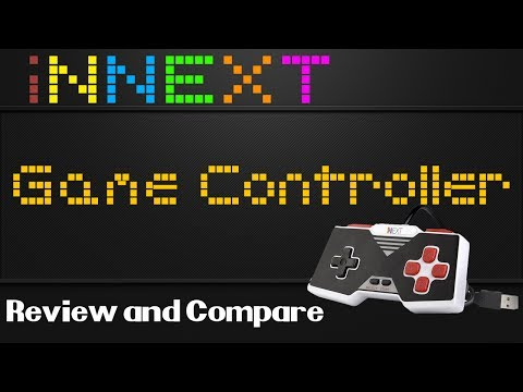 iNNEXT New Game Controller Review and Compare
