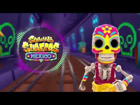 Subway Surfers Remix From Mexico 10 Hour Song Youtube