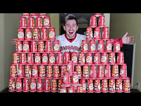 100 ROLL UP THE RIM TO WIN CUPS!! *JACKPOT CHALLENGE*