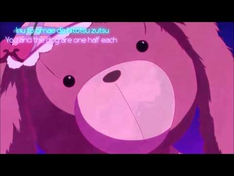 Hakkenden Touhou Hakken Ibun ep 9 Insert Song (Sousuke Poem)